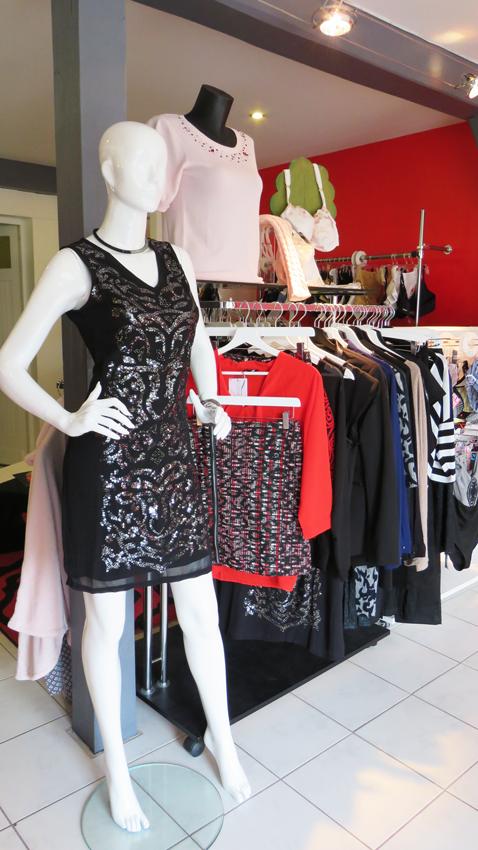 showroom reve de femme lingerie