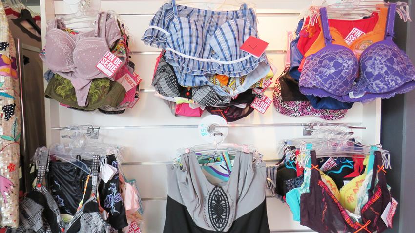 show-room lingerie
