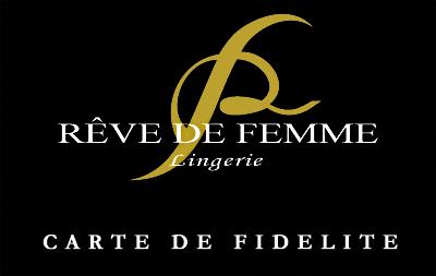 show-room lingerie carte de fidélité